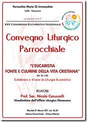 Convegno Liturgico Parrocchiale