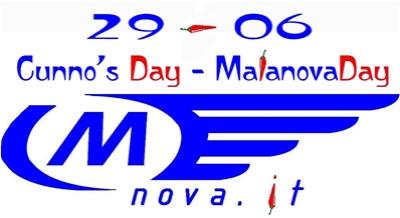 Logo Cunno's Day - Malanova Day