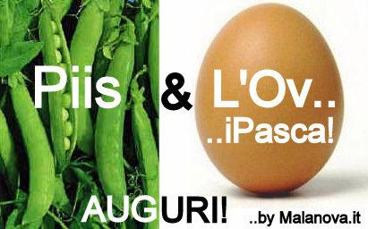 Pace & Amore per una Pasca migliore..