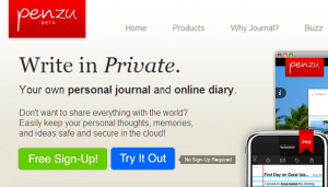 Penzu.com Twitter privato.. in dialetto?