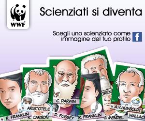 stai anche tu dalla parte della ricerca scientifica della biodiversità. Cambia la tua immagine profilo su Facebook