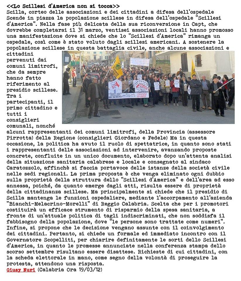 CalabriaOra_LOSCILLESINONSITOCCA_19_3_2012