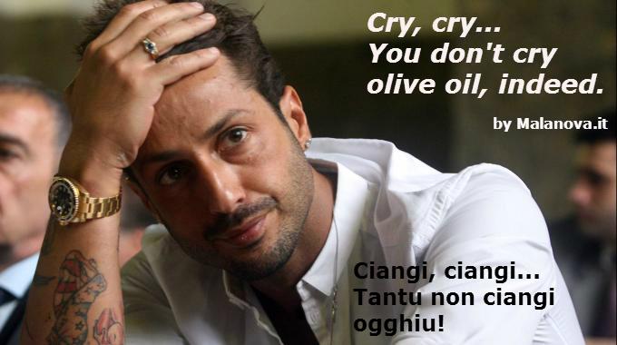 Crying Corona