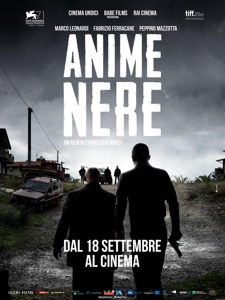 Anime Nere Locandina