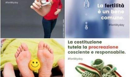 Il Ministro Lorenzin, mamma a 43 anni, evidentemente ha sentito il peso della sua tardiva scelta e ha deciso di istituire il #fertilityday, giornata celebrativa prevista per il 22 settembre...